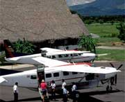 Getting to Puerto Escondido by Air